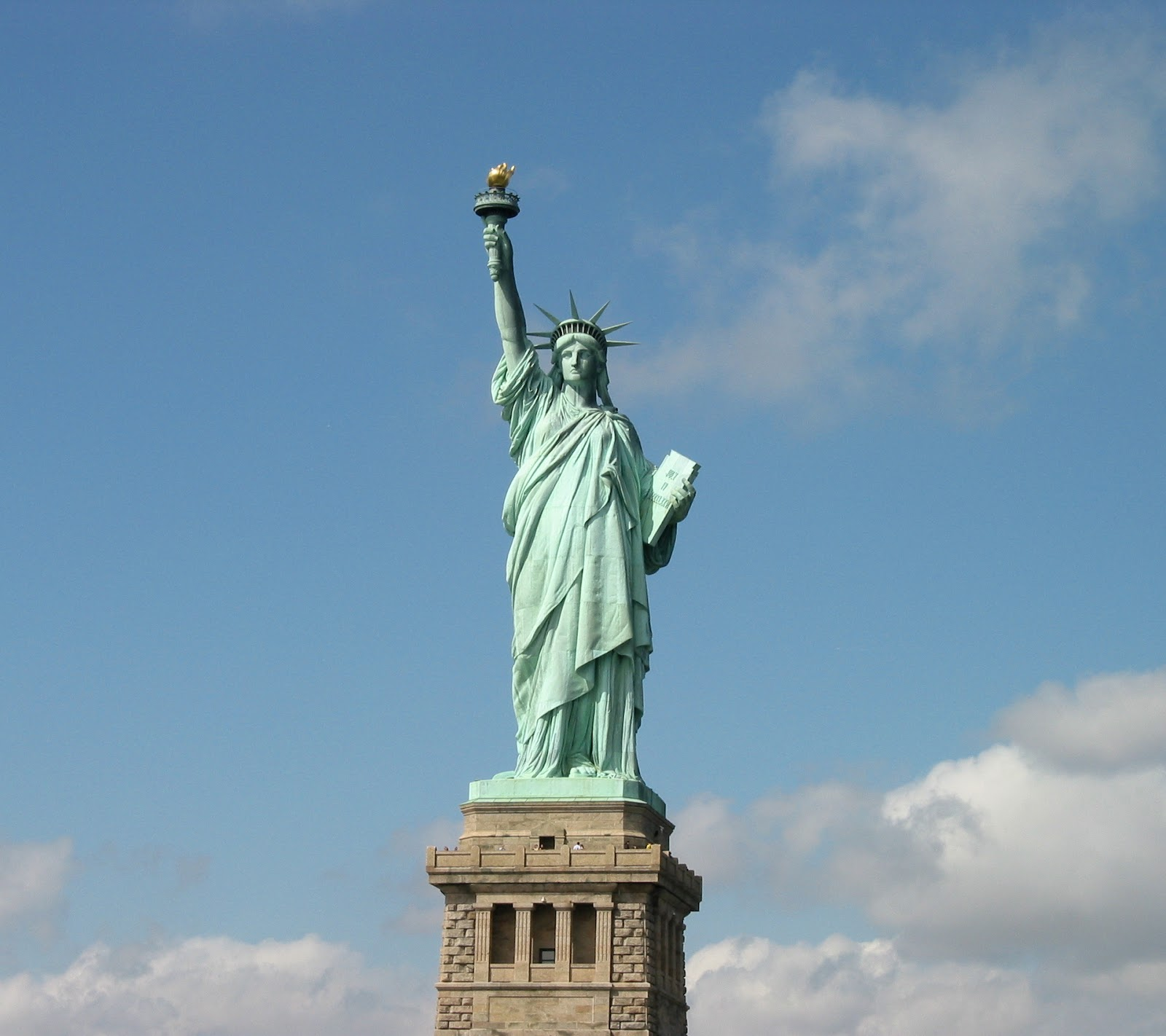 why is the statue of liberty important essay Review of the beautiful ellis island history essay  ellis island was declared as part of the statue of liberty national monument in 1965  if you are the .
