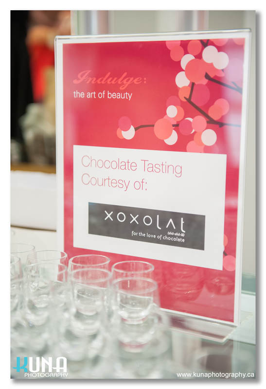 arts umbrella fundraising event, Indulge the art of beauty, xoxolat, vancouver event, fashion, beauty event