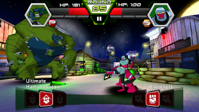 download Ben 10 Ultimate Alien Xenodrome Si Pembasmi Alien