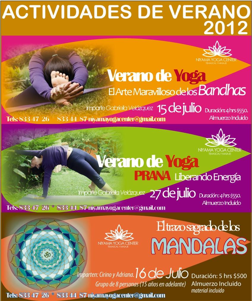 Niyama Yoga Center Eventos Niyama
