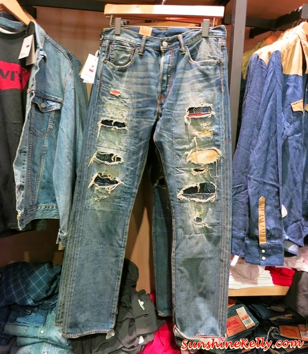 Levi's Fall 2014 Men's 501, Levi's Icons for Fall 2014, Levi's, Live in Levi's, Levi's Jeans, Levi's Iconic, 501 jeans, truckers jacket, western shirt, denim, jeans, fashion trend, fall 2014, fashion world