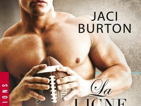 Les idoles du stade, tome 4 : La Ligne de Touche de Jaci Burton