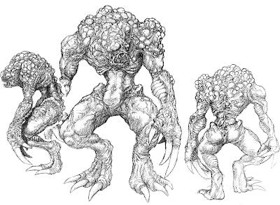 Resident Evil Revelations Mutant