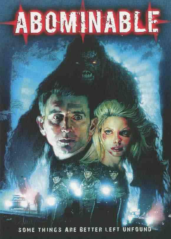 فيلم Abominable Snowman رعب