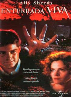 Filme Enterrada Viva 2 (Buried Alive II) DVD Capa