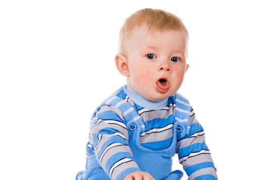 Anak batuk