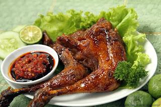 Resep Sambal Ayam Bakar