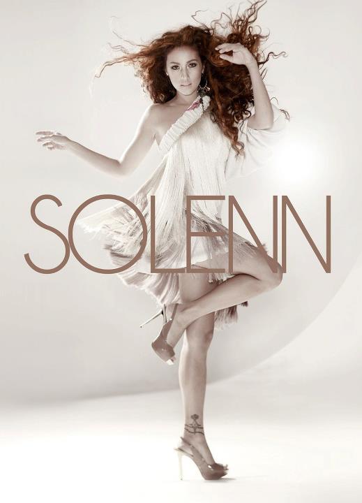 Solenn Heusaff Live in Teatrino Promenade, Greenhills, Poster