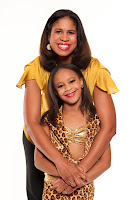 Holly and Nia from Dance Moms