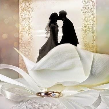 fotomontaje de boda