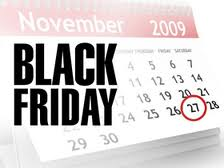 Black Friday Calender