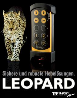 Funkfernsteuerung LEOPARD