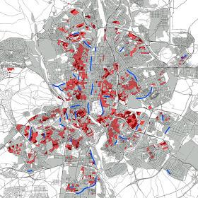 Hacia la Ciudad de los 15 minutos (II). La capacidad de las aceras de Madrid durante la desescalada