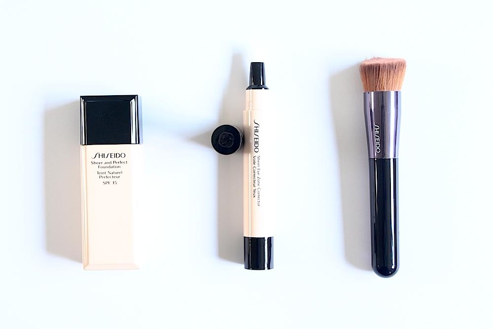 shiseido teint naturel perfecteur sheer zone correcteur voile correcteur yeux avis test