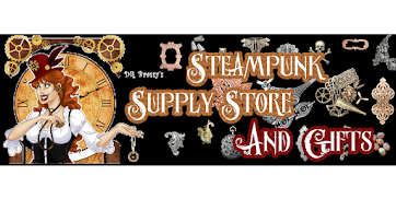 Steampunk Supply Store
