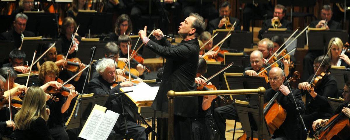 BBC Symphony Orchestra and Sakari Oramo
