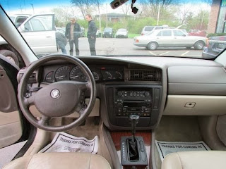 Cadillac Catera Dashboard on V6 3000 4 Cam 24
