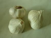 gambar cara menghilangkan jerawat dengan bawang putih