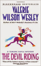 The Devil Riding by Valerie Wilson Wesley