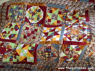 One Quilt Block Pattern Twelve Different Ways