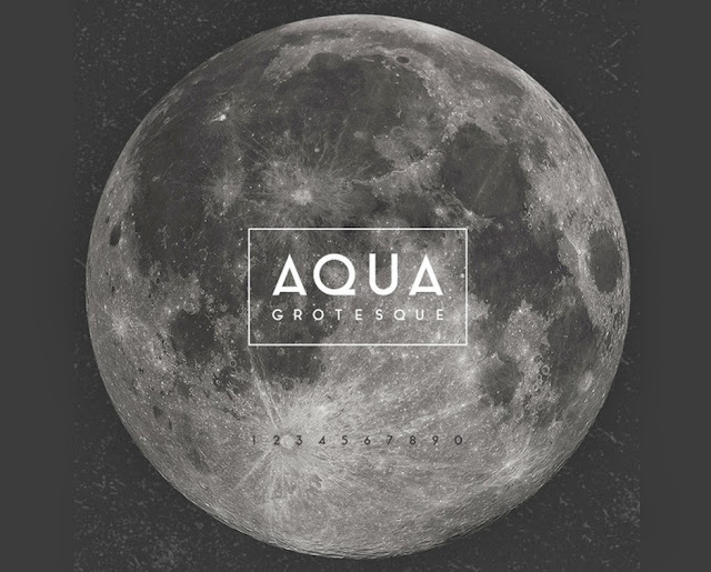 Ressources Web du Lundi #006 by Iscomigoo Webdesign : typographies, Aqua