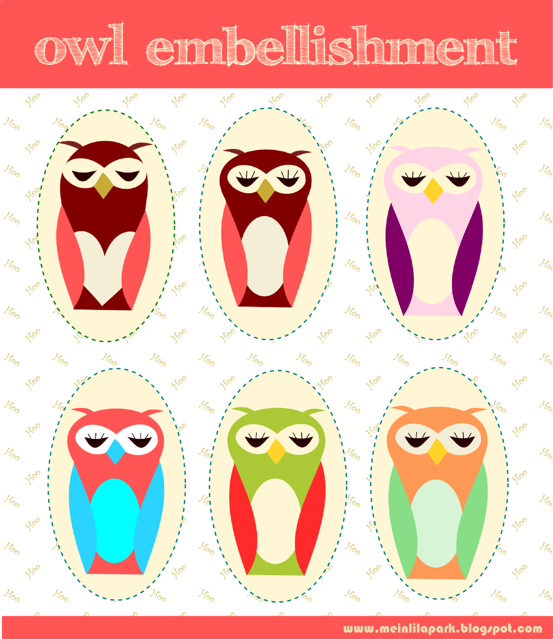 Free Pictures Of Owls To Print
