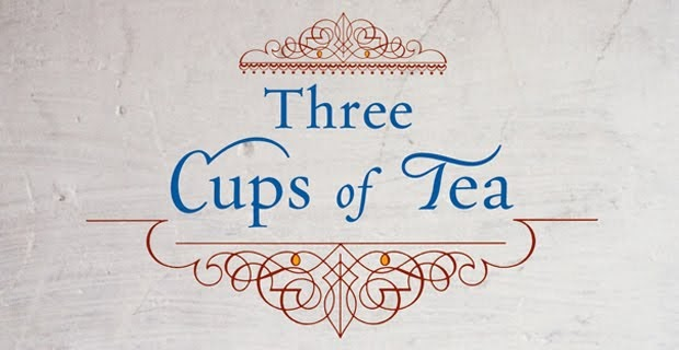 three cups of tea thesis