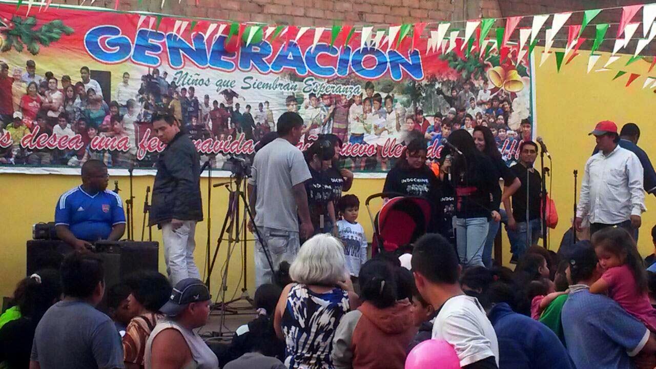Indochine Perú: La escritura y la música deben servir para liberar a un pueblo de la tiranía de la incultura