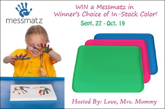 Messmatz Giveaway
