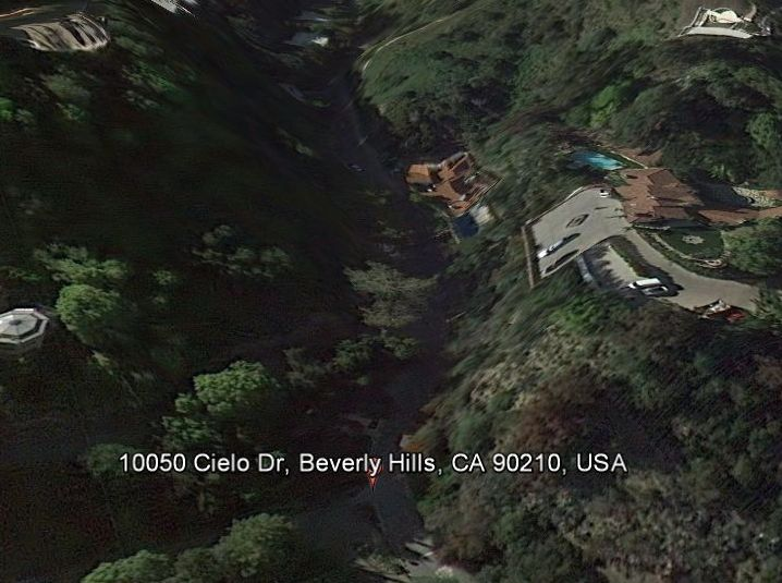 Trends Of 10050 Cielo Drive Home Of Sharon Tate Images