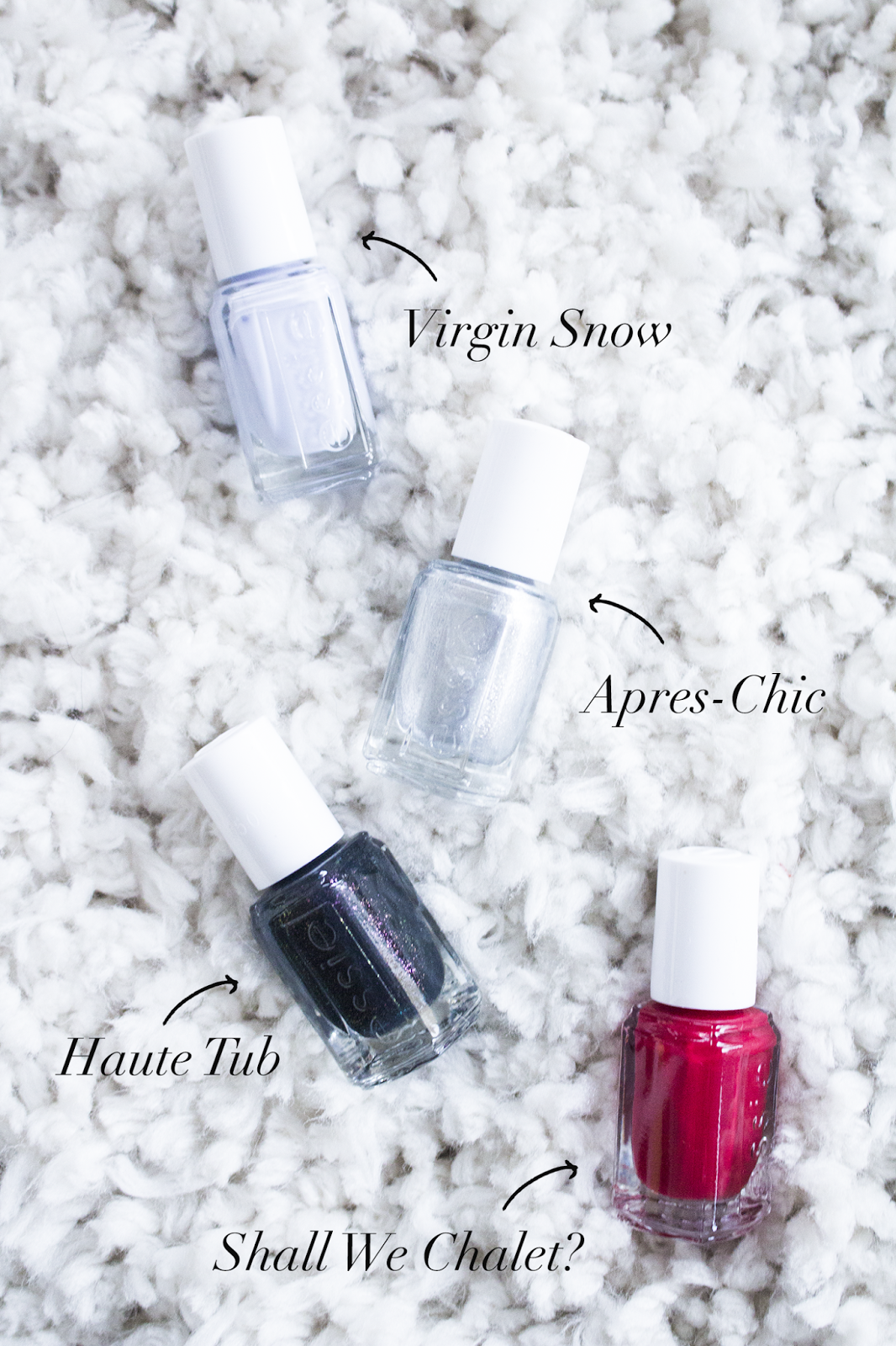 Essie Winter Collection 2015 - Tay Meets World