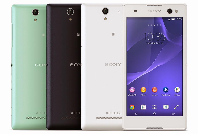 Model Ponsel Terbaru Versi Sony Xperia
