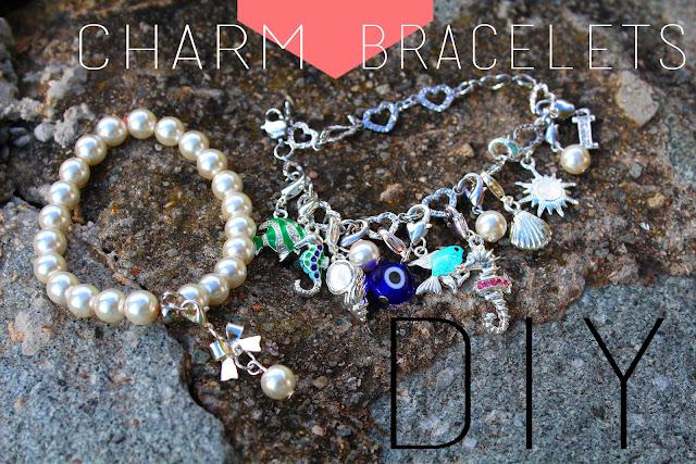 Diy Bracelet Charm Id Al Pour La F Te Des M Res Ou Pas Diy Do It Yourself By Isnata