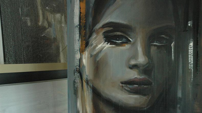 Bellas pinturas de Hesther van Doornum