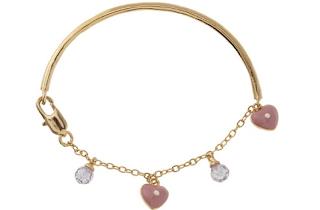Heart+Crystal Bracelet/ More Children's Deals