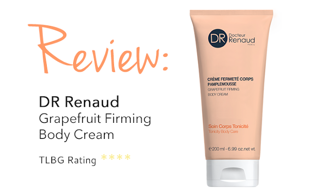 Review: Dr Renaud Paris Grapefruit Firming Body Cream