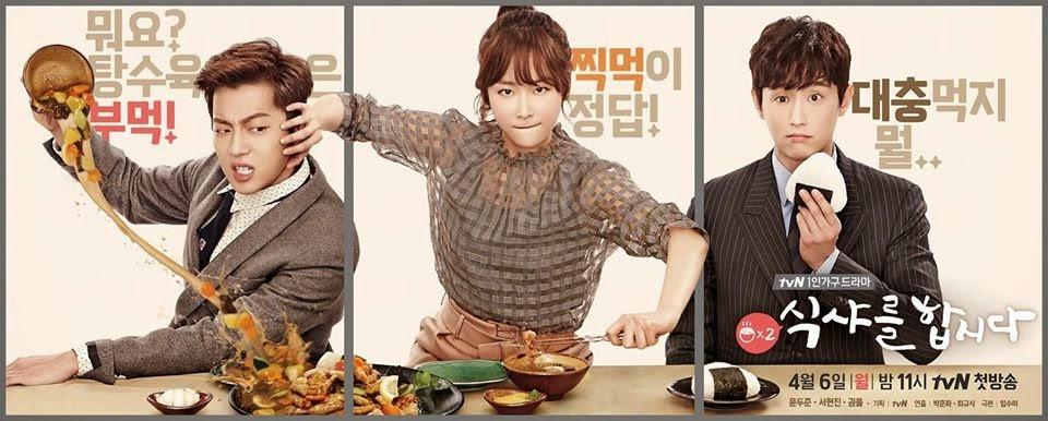 pemeran Let's Eat Season 2