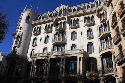 Casa Fuster in Barcelona