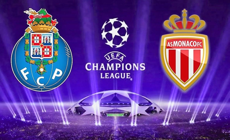 6 de dezembro, 19h45: FC Porto X Monaco FC