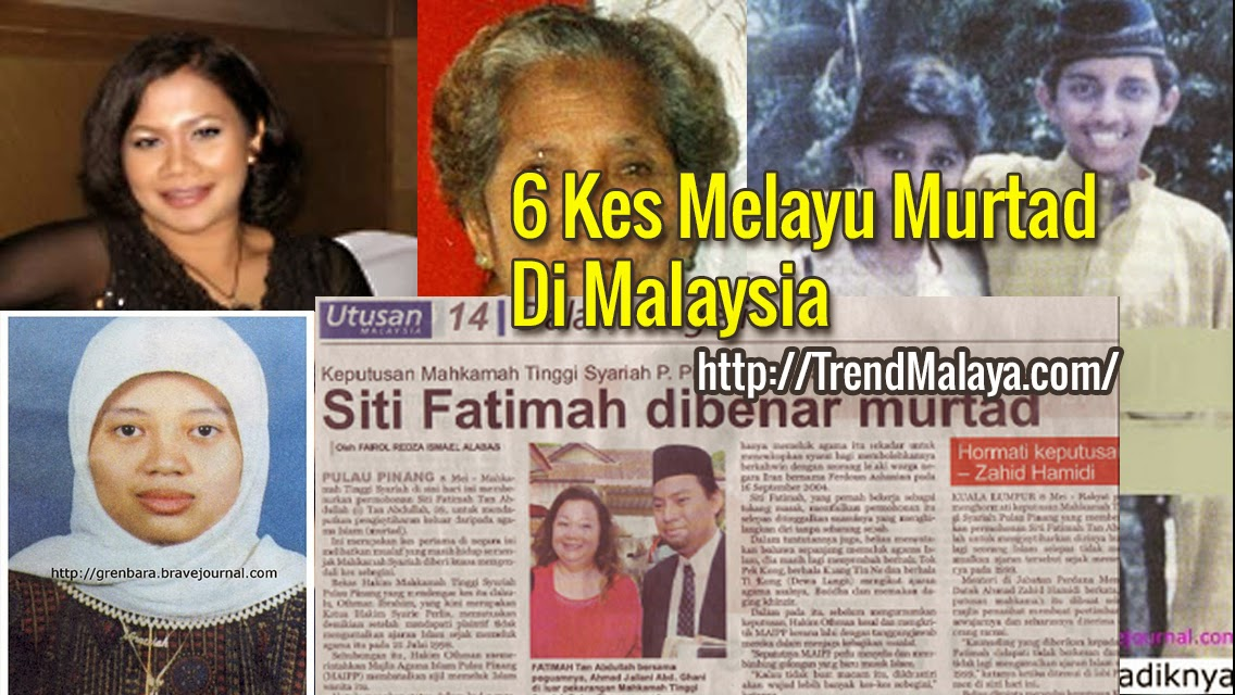 Image result for kes murtad di malaysia