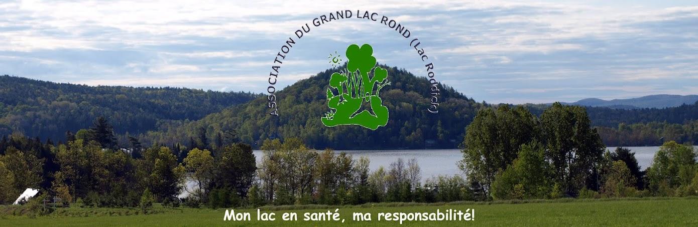 Grand Lac Rond - Francais
