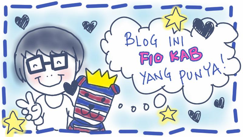 ini blog fio kab yang punya
