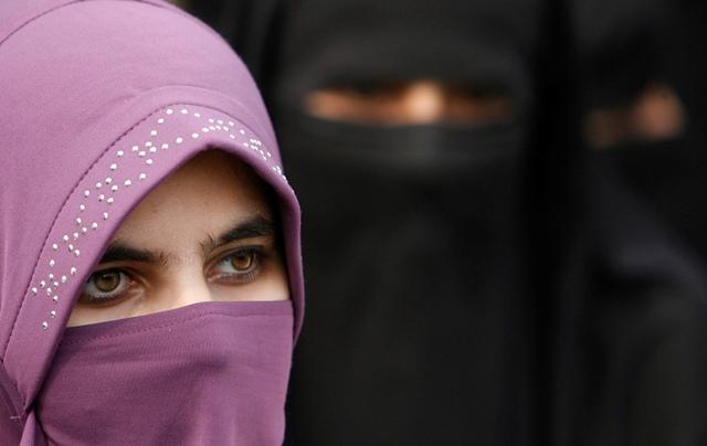 Islamic Niqab