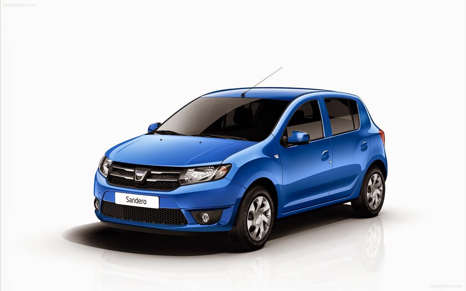 Renault Sandero 2014