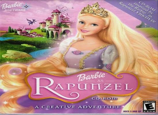 Montre Complet Barbie Princesse Raiponce 2002 Film En Ligne