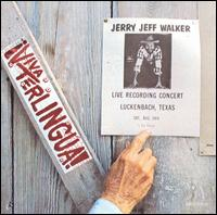Jerry Jeff Walker: Viva Terlingua! (1973)