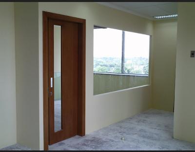 pintu rumah minimalis satu pintu