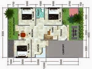 Saat sebelum membuat rumah sederhana minimalis, yang pasti Anda sudah mengukur tempat yang Anda punyai.