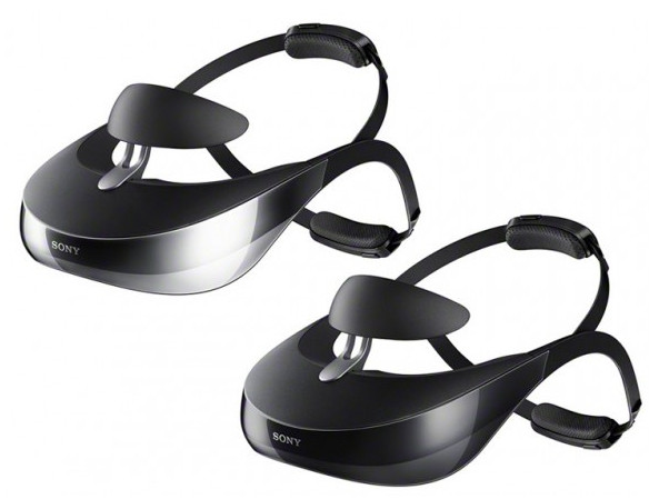 Sony HMZ T3 Personal 3D Viewer Wearable Tech Gadget Review