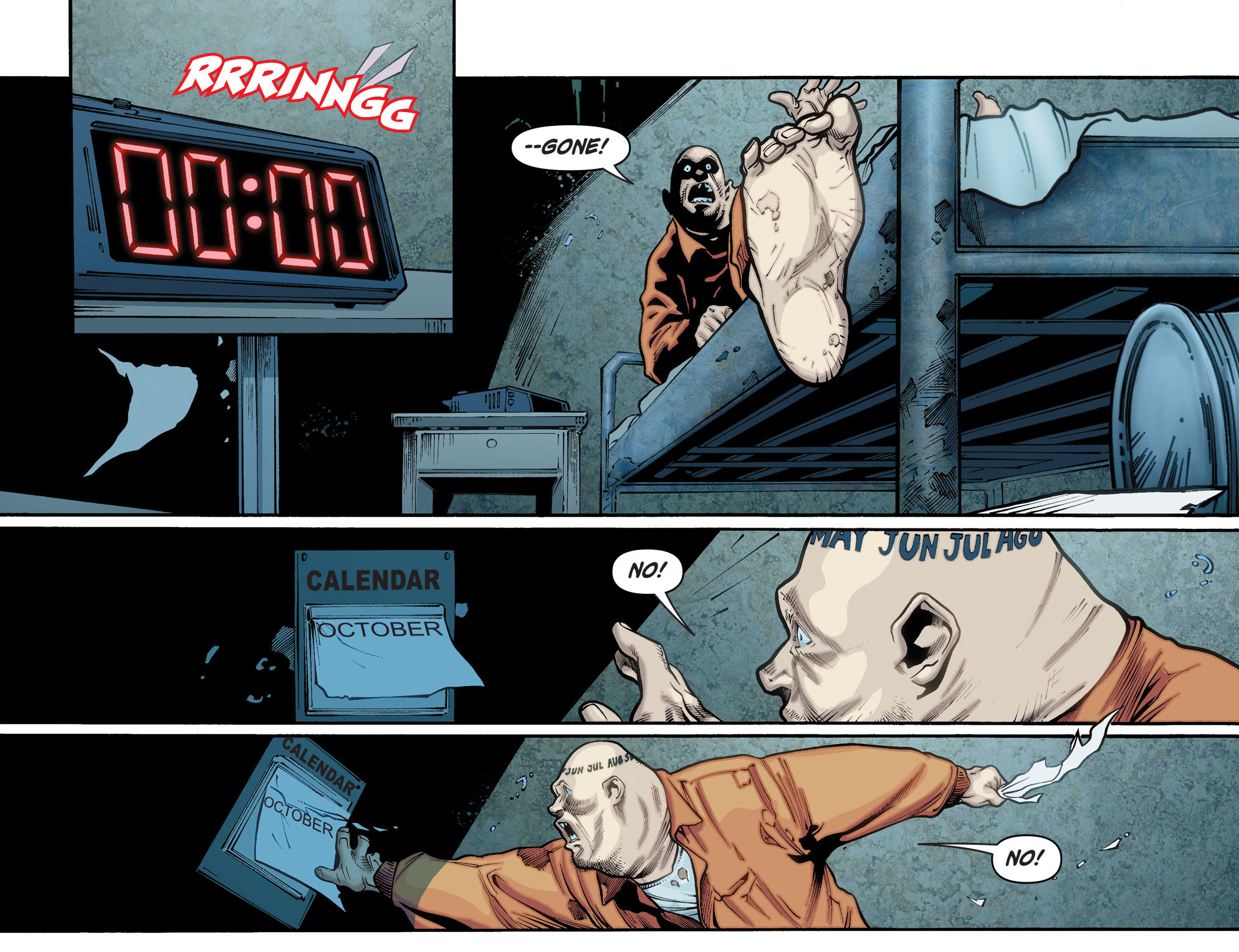 Batman: Arkham Knight [I] Issue #32 #34 - English 3